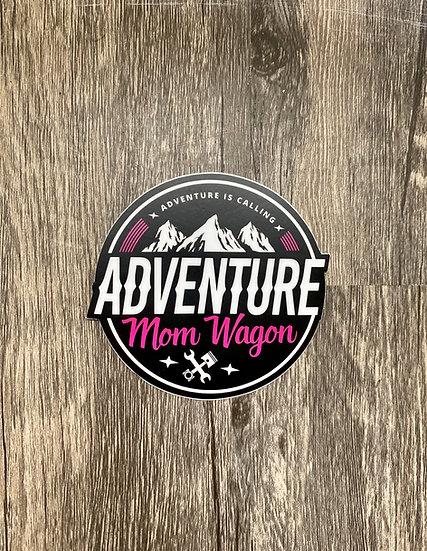 Adventure Momwagon