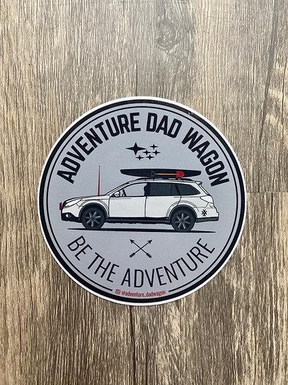 The Original Dadwagon