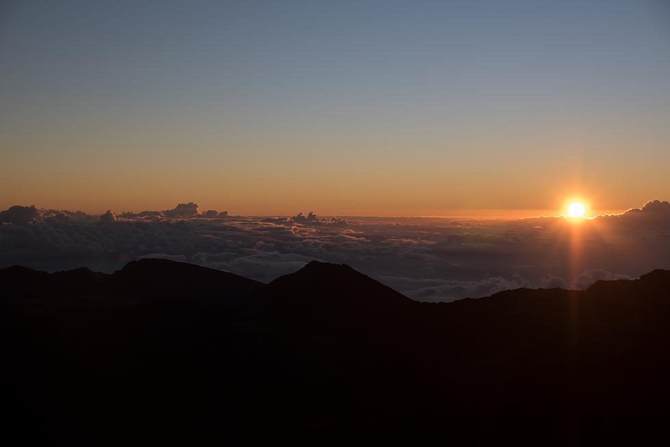 Haleakala National Park | Sunrise Clouds