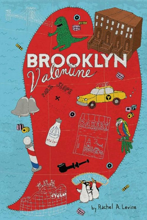 Brooklyn Valentine - Softcover