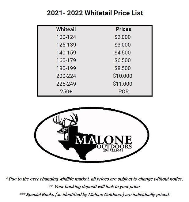 2021 Whitetail Price List.JPG