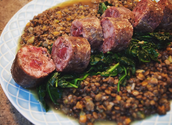 COTECHINO - Poaching sausage