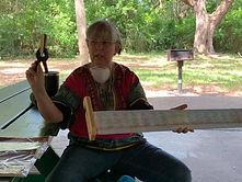 Cynthia with weaving.jpg