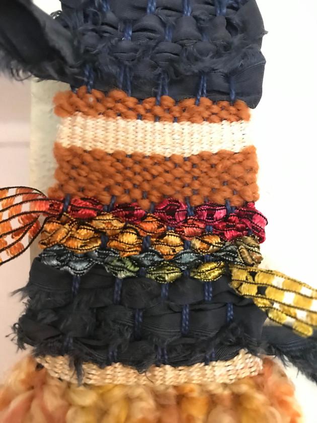 Emily Shrider - small tapestry