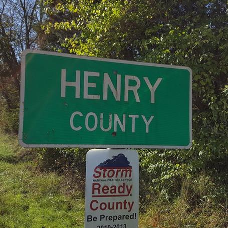 Henry County, KY