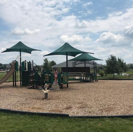 Henry County Park Playground