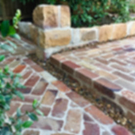 Stonemasonry - Reclaimed Bricks