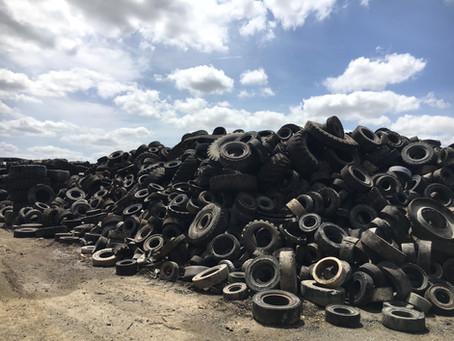 TANA SHARK 440DT - Tyre Shredding & Recycling