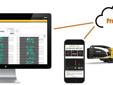 Tana ProTrack - Smart technology for maximum efficiency