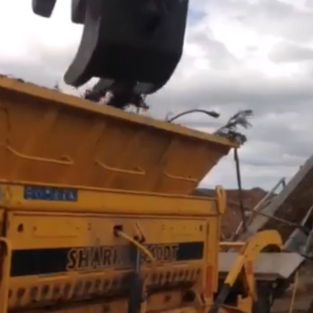Green Waste Shredding