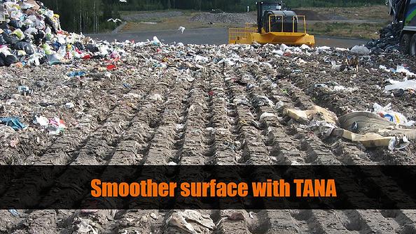 TANA E260 Landfill Compactor