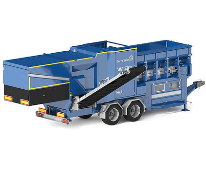 Terra Select W80 Windsifter