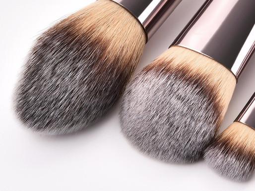Como escolher Pincéis de Maquiagem de Qualidade?
