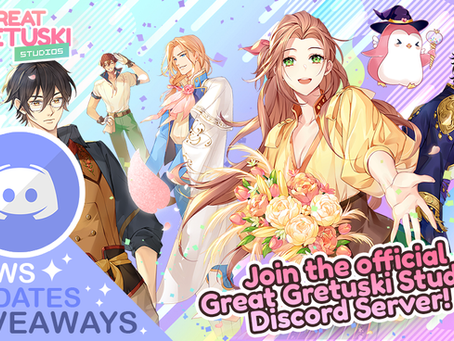 Join our official Discord Server!