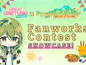 #PeachleafFanworks Contest Showcase