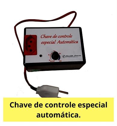 Chave de controle especial automática
