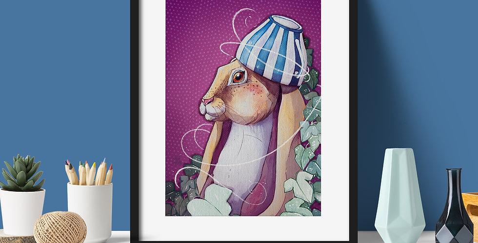 """Tenacious Terri"" | Fine Art Print"