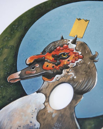 """""""The Muscovy Duck King"""""""