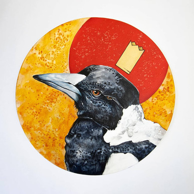 """""""The Magpie King"""""""