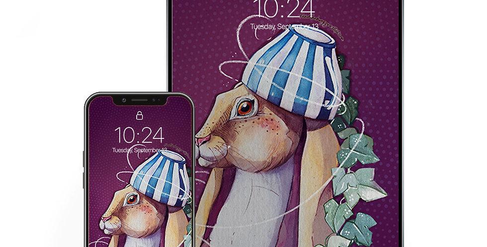 Phone and Tablet Wallpaper | Tenacious Terri