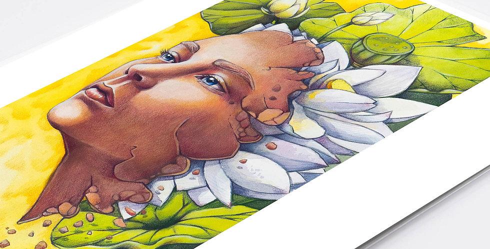 """Hope Blooms"" | Fine Art Print"