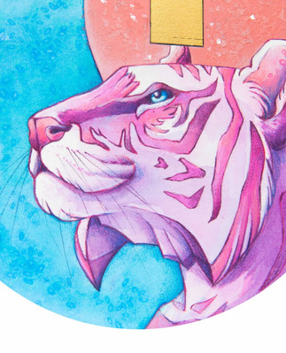 """""""The Pink Tiger Queen"""""""
