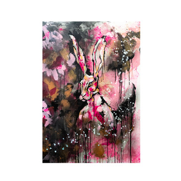 """Pink Hare"""