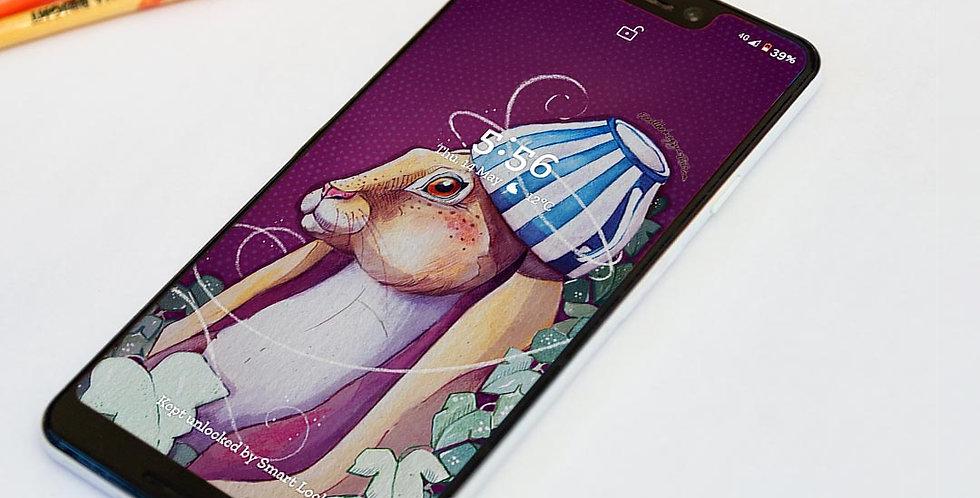 Phone Wallpaper | Tenacious Terri