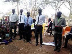 7. New teachers inauguration