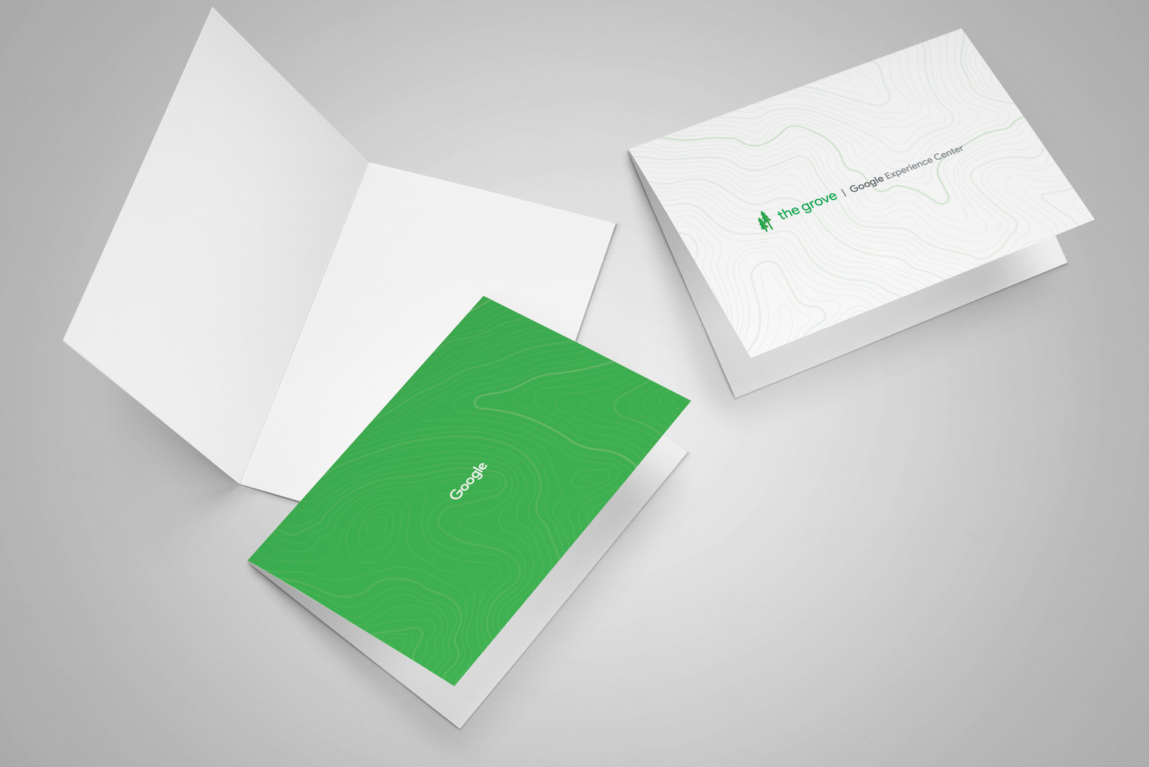 Invitation - Greeting Card Mockup - By P
