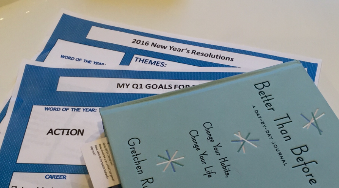 Keeping Resolutions Beyond January