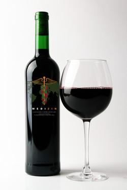 Medizin Wine Label