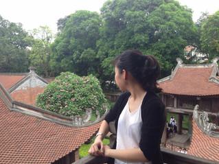 Leaving Hanoi