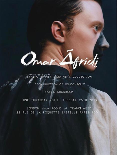 Omar Afridi