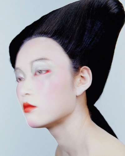 Geisha beauty