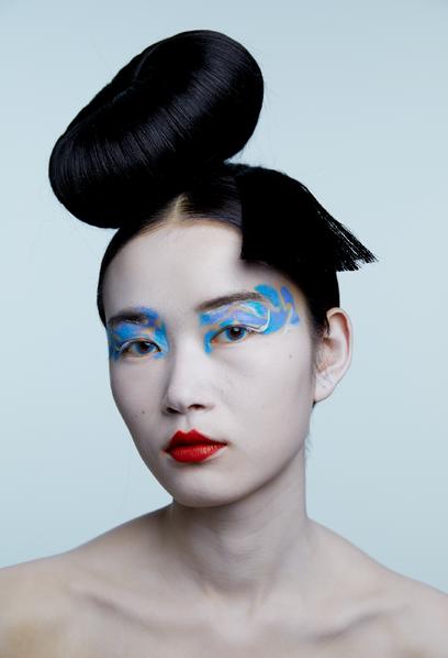 Geisha beauty