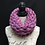Thumbnail: ALL THE PINKS LARGE SNOOD