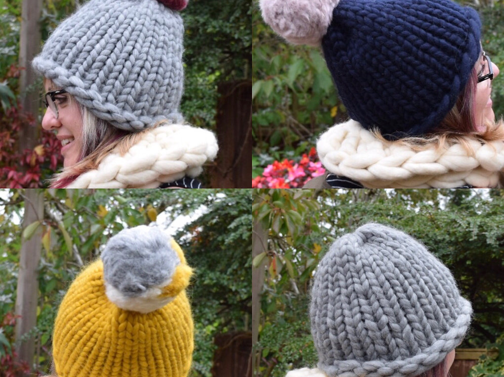 c157c27d2 INTERCHANGEABLE POM-POM HAT | dunnknitdesigns