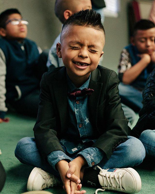 Los niños necesitan aprender a Orar A ce