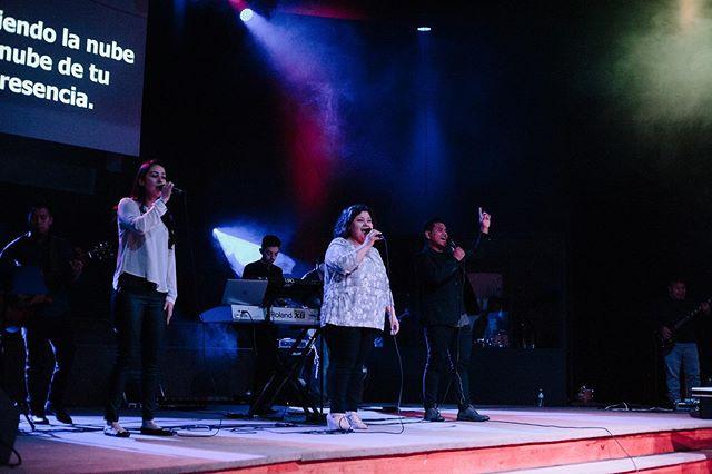 Tuvimos un glorioso tiempo de adoración