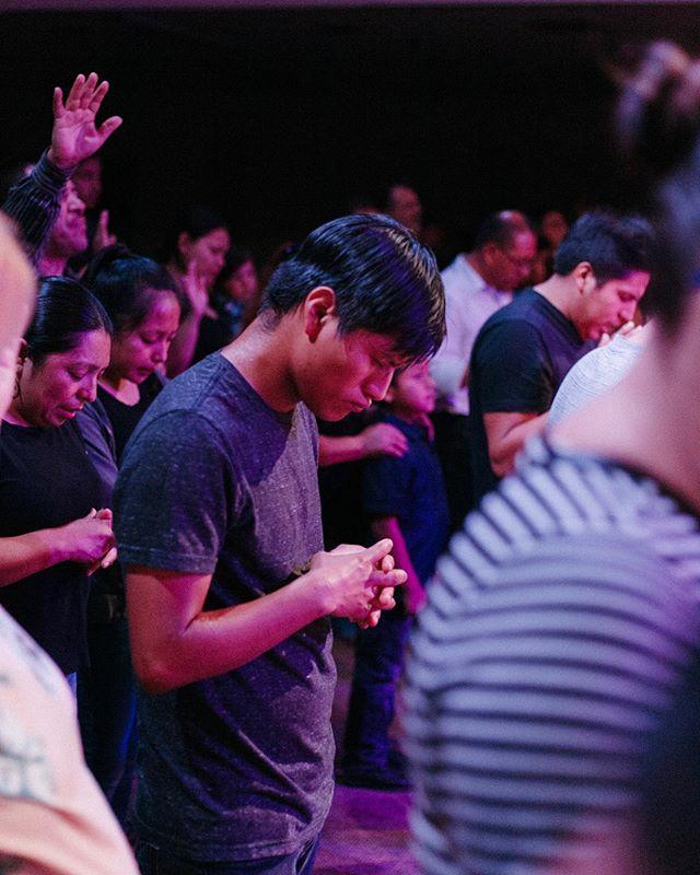 La Oración; un valor central en Centro d