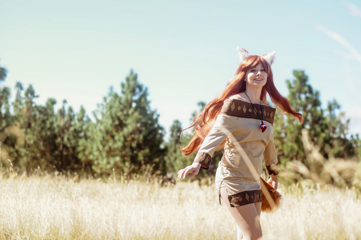 Cosplay, Horo, Spice and Wolf