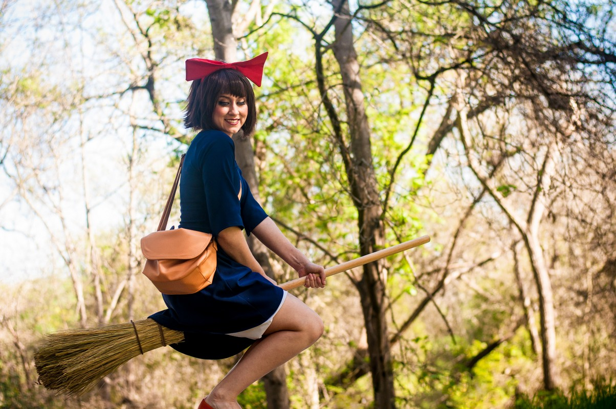 Cosplay, Kiki's Delivery Service