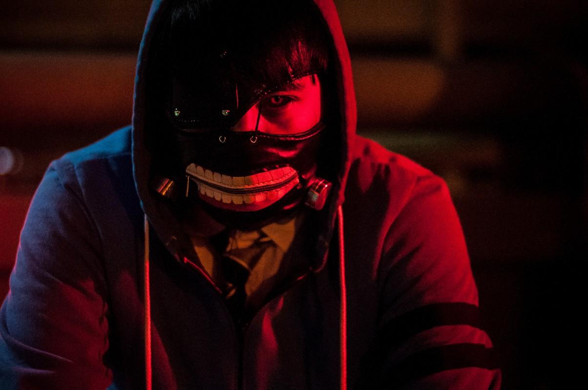 Cosplay, Ken Kaneki, Tokyo Ghoul