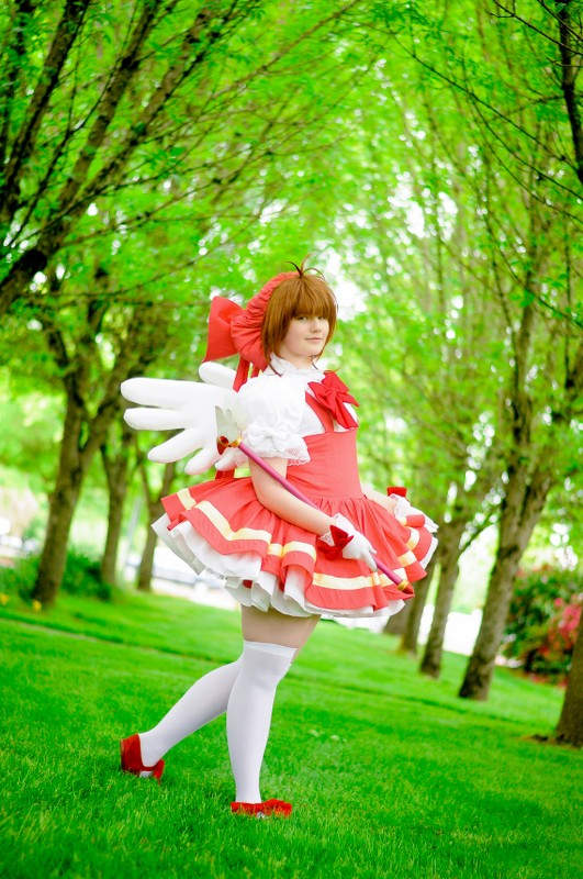 Cosplay, Sakura, Card Captor Sakura