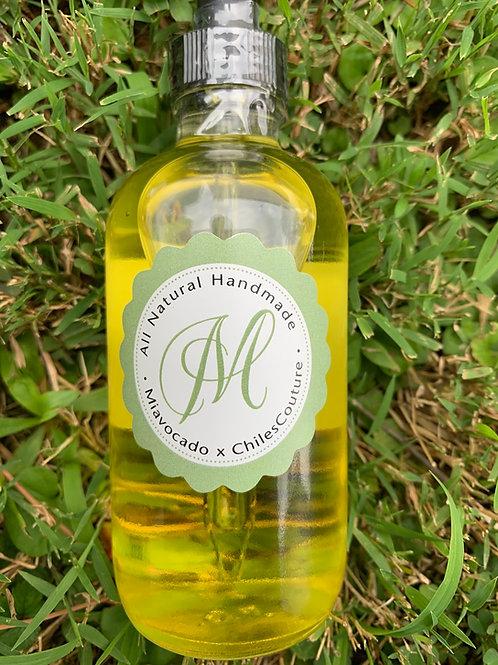 Rosemary Lemongrass Treatment Oil 4oz