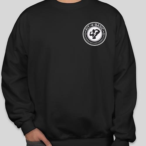 F4B Crewneck Sweatshirt  with logo
