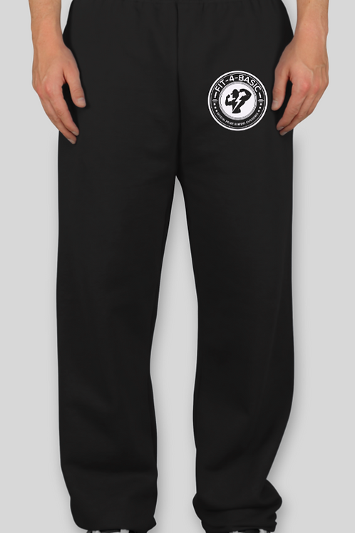 F4B Athletic Sweatpants with logo