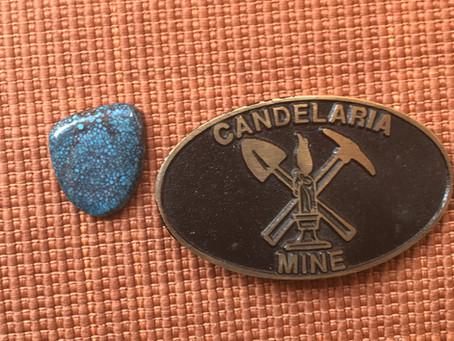 Famous Turquoise Mines. Candelaria.