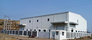 Manufacturing Plant Pithampur Indore